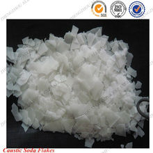 CAS 1310-73-2 99% purity flake sodium hydroxide