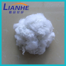 1.4D * 38mm Small fiber recycled polyester staple fiber