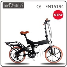 MOTORLIFE/OEM EN15194 LICI FOLDING ELECTRIC DIRT BIKE