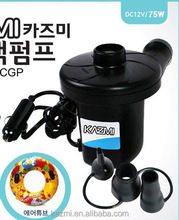 Korean design Portable convenient Electric car tire hand air pump