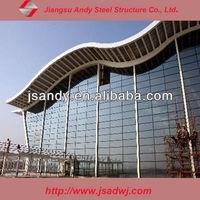 Prefabricated High Rise Steel Buildings