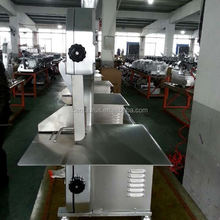 Hot selling meat band saw cutting machine with very good quality and price