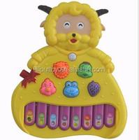 Sheep Educational Toy Baby Musical Electronic Organ Keyboard