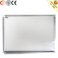Magnetic white board standard size