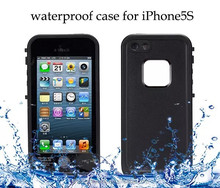 New 2015 Fingerprint Touch Waterproof Swim Diving Case For iphone 5 5s