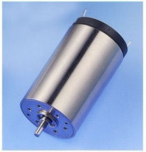 QX26A ; 26.5mm coreless motor, 26.5 DIA x 44.8mm L (can mount eccentric weight)