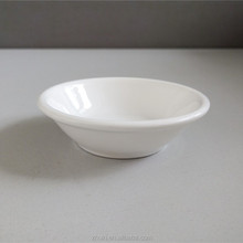 factory outlet melamine round mini dishes