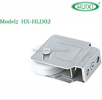 HLD02 cheap good quality sliding door track and wheels