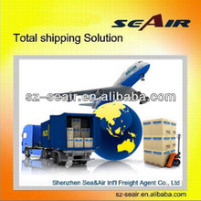 Door to door delivery service from China to Albania----SEA&AIR