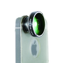 Wholesale mobile phone accessories camera lens 160 degree fisheye lens for iPhone Samsung etc