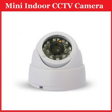 700Tv Lines Cctv Ir Dome Indoor Analog Camera With 3.6mm 1080P Wide Angle Lens