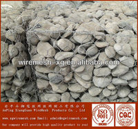 PVC Gabion Box ./Galvanized Gabion boxes China stone cage net manufacturers/(Anping Factory ISO9000,BV,SGS+lower price)