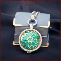 Wholesale Latest Design Essential Oil Pendant Necklace Wholesale