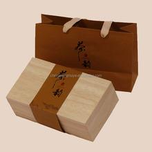 Custom Eco-friendly Shop Popular Wooden Tea Box From China