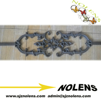 Fence Ornaments Wholesale Decorative Cast Iron Pickets/Balusters