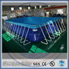 2015 new design outdoor adult size inflatable pool 7.46m*6.30m*1.5m
