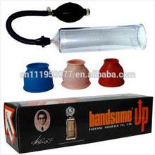Juguete sexual de buena calidad 2014 de la venta caliente para los hombres pene productos de la bomba de vacío de la ampliación del precio de fábrica