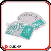 carte da gioco poker standard sigillato nuovo in scatola