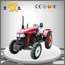 Pequeño china jardín tractor con 2wd y 4wd con CE