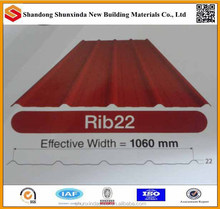 Metal Building Materials, colorful stone coated metal roof