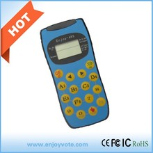 response clickers for andience and delegants in training or game show