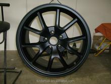 Wheel Rim Black Matt Epoxy Polyester Powder Coating Powder