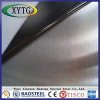 904l 4X8 hairline finish stainless steel sheet