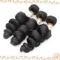 wholesale hot selling full cuticle cheap 100% top grade human hair indian hair vendor