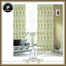 Fancy latest designs of blackout window curtain design