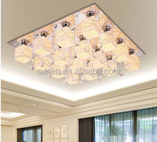 Modern family simple soft lighting led ceiling light