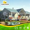 3 story house 2 bedroom prefabricated house plan