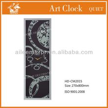 Diaphanous Canton Fair wooden art clock