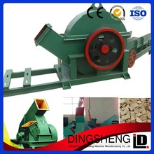 low in power ,high in output disk type wood chipping machine made in China