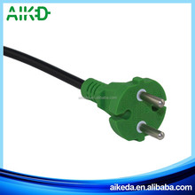 European IP44 Waterproof outdoor multiple outlet stock extension cord