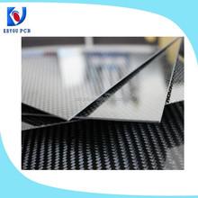 alibaba stock price glossy carbon fiber mesh/sheet/plate/board/panel