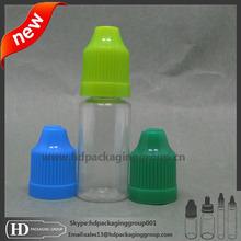 plastic vial e liquid dropper bottle,plastic dropper bottle 20ml10/30ml