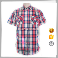 Apparel supplier New style Casual Design fashion shirts for boys