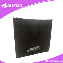 ASD2015A032 Promotional Foldable Non Woven handle Shopping Bag