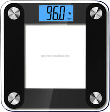 Fashion triple A battery DIGITAL body scale - fast delivery time and very competive price