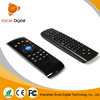 2015 Factory Supply keyboard remote control with mouse