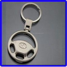 Top grade useful supply cheap customized metal keychain