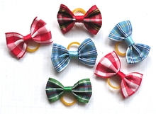 Wholesale Pet Dog Bows Clips Ties Accessory