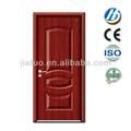 M-25 exóticos de madera interior puertas de mdf lacado