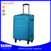 vintage style men's business trolley luggage four wheels aluminum trolley luggage suitcase