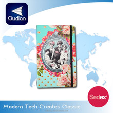 OEM French Aestheticism Style Soft Cover Note Book 2015 New Product School Supplies