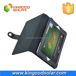 Hot selling solar charger 8000aMH case for ipad mini