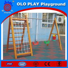 children climbing and swing chair