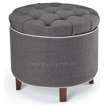 new design storage basket ottoman,storage ottoman