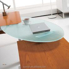 China manufacturer office furniture L shape executive desk