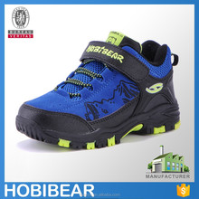 Wholesale cheap high quality outdoor hiking shoes for kids